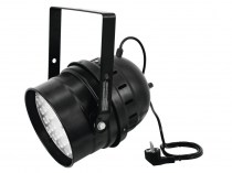 EUROLITE LED PAR-64 RGB 36x1W short black