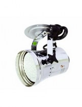 EUROLITE LED T-36 RGB Pinspot Chrom