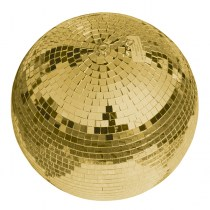EUROLITE Mirror Ball 40 cm GOLD